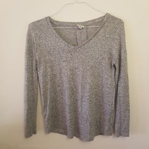 A New Day Gray Sweater